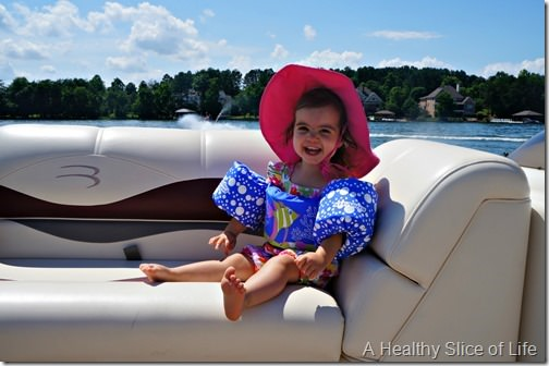 toddler needs on a boat