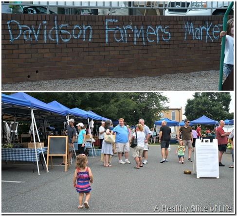 weekend- Davidson Farmers Market
