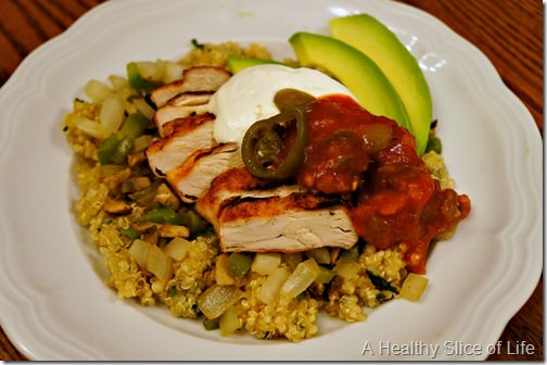 Mexican Layer Bowls