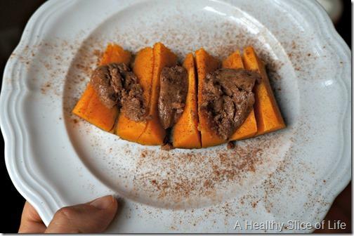 cinnamomn sweet potato