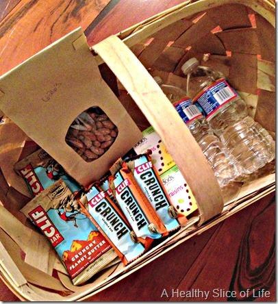 david's snack basket