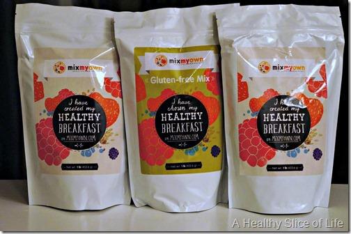 eating for balancing blood sugar- Mix My Own granola