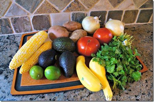 meal plan on a budget- josh's farmers market