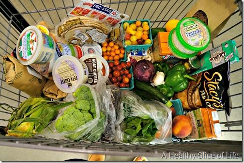 meal plan on a budget- whole foods carts