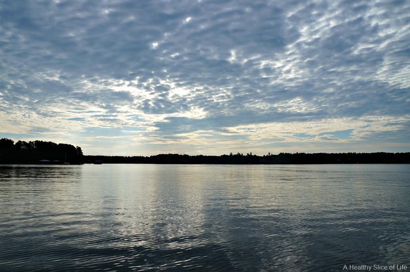 A Lake Norman Sunday