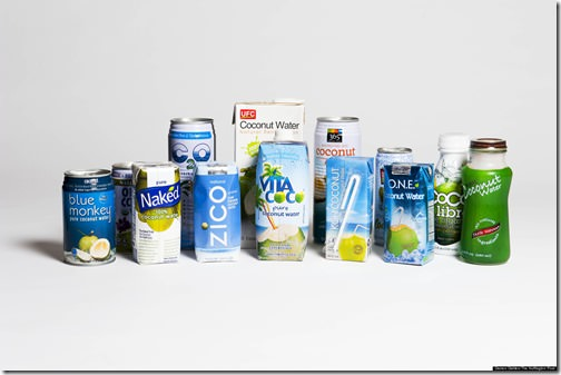 Food Coconut Water