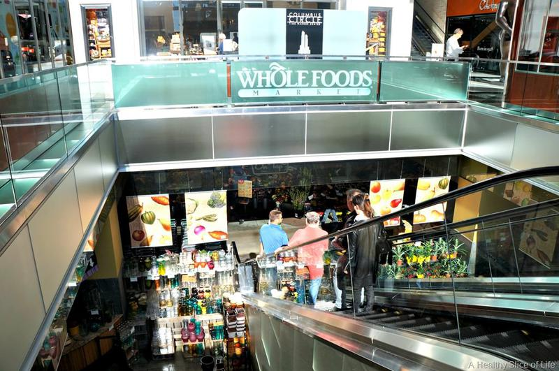 Whole Foods Smoothies Columbus Circle Nyc