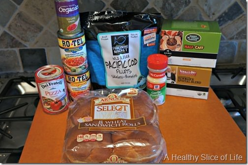 september meal plan- harris teeter 2