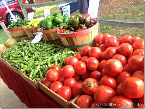 snapshots- Davidson farmers market