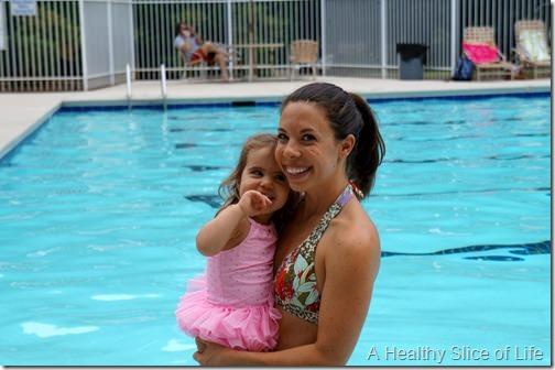snapshots- swimming