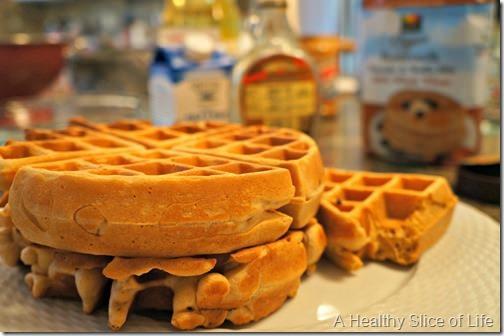 snapshots- waffles