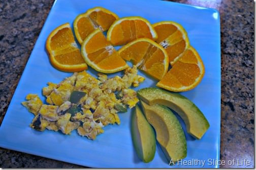 toddler meals- balanced breakfast