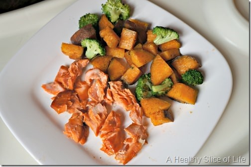 toddler meals- heart healthy dinner