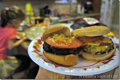 weekend happenings- burgers