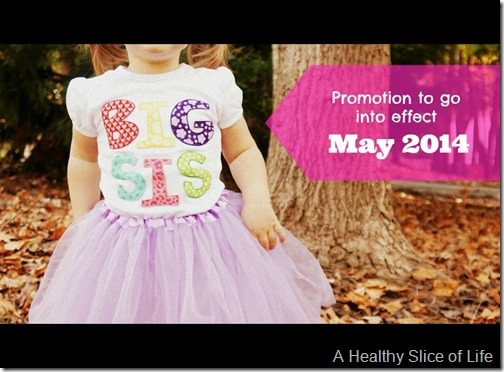 big sis promotion