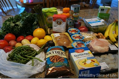 fall farmers market and healthy home market haul
