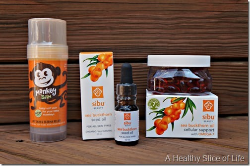 going green skincare- Sibu extras