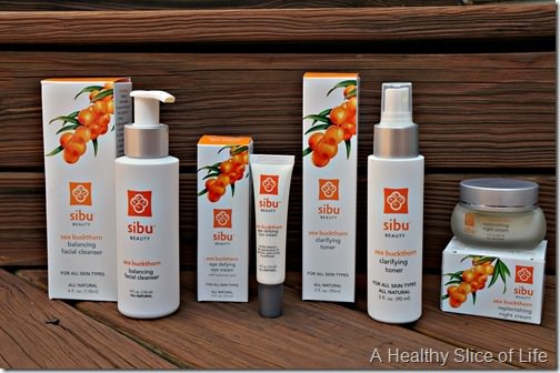 going green skincare- Sibu face care routine
