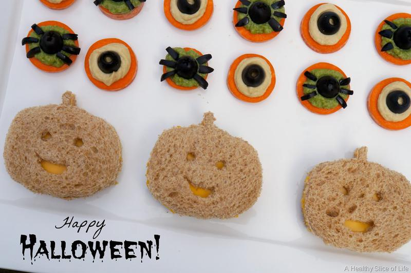 Healthy Halloween Goodies for Kids