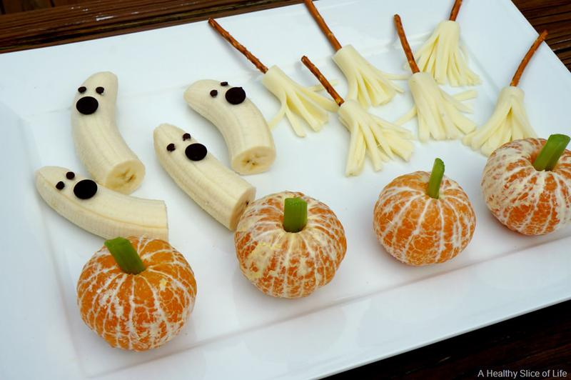 Healthy Halloween Goodies For Kids A Healthy Slice Of Life