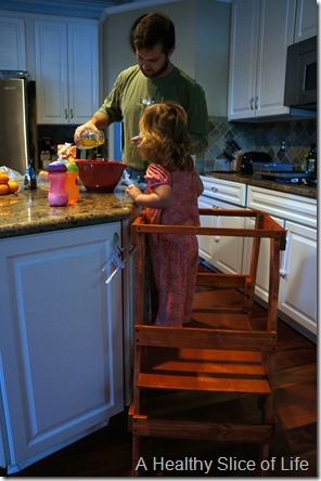 toddler kitchen stool
