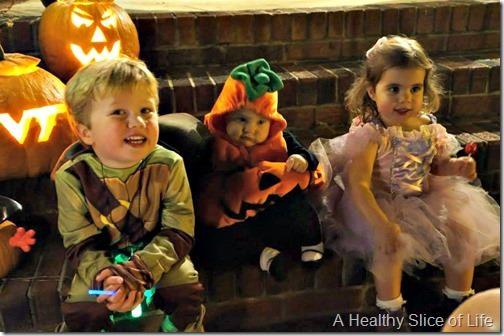 Halloween 2013 friends