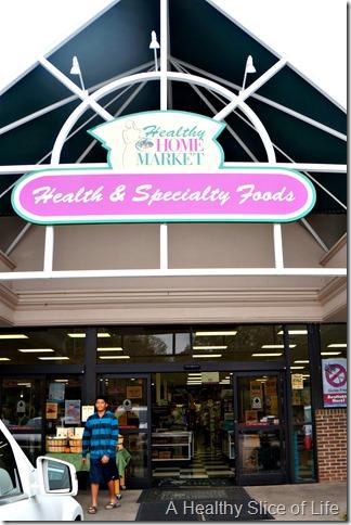 Healthy Home Market Davidson