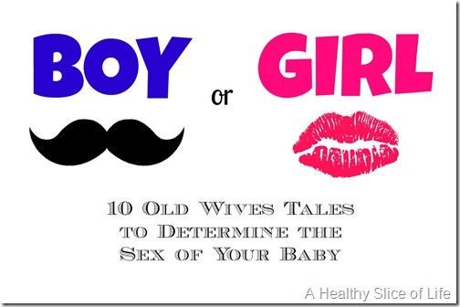 boy or girl pregnancy gender myths