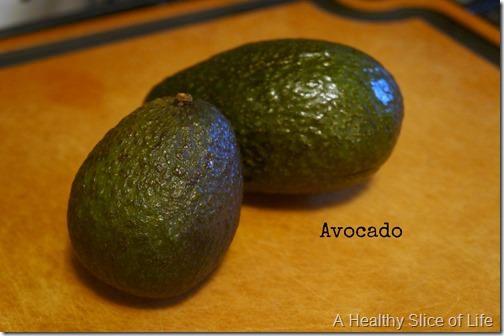 eat every week- avocado