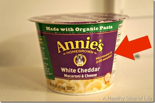 healthy easy convenient toddler foods- annie's
