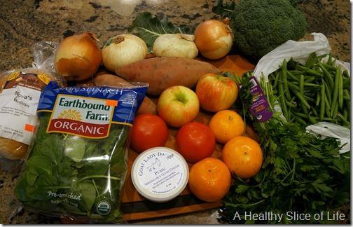 josh's farmers market - weekly haul