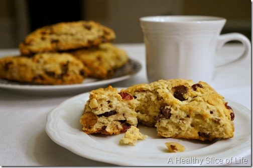 oatmeal scones- 3