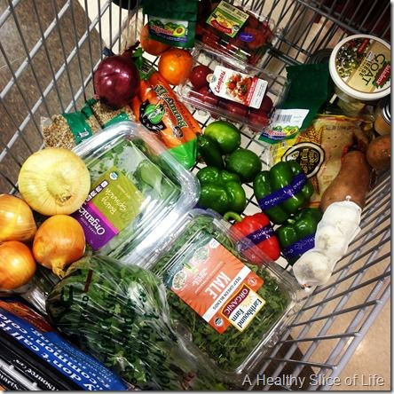 back on track grocery cart