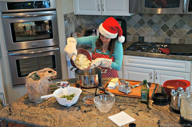 Christmas at Home   A Healthy Slice of Life
