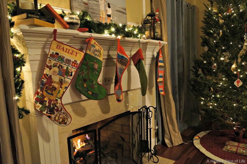 Our Christmas-Filled Weekend & Weekly Menu (December)