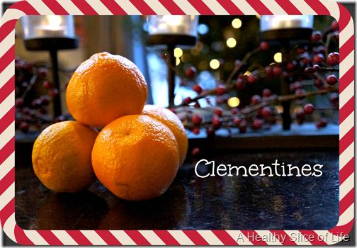 toddler stocking stuffers- fruit Clememtines