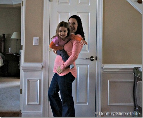 23 weeks pregnant plus a toddler