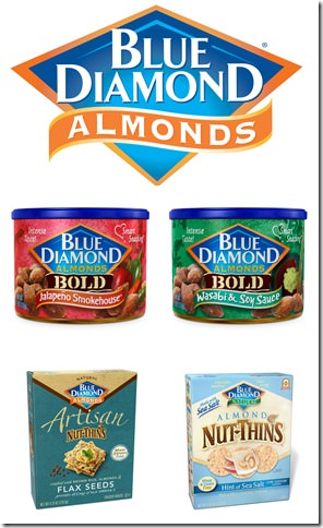 blue diamond almond giveaway