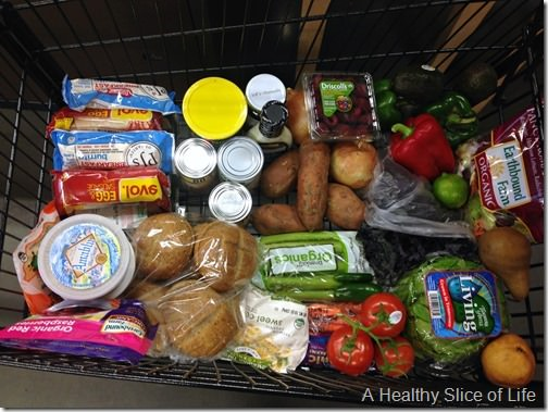 earth fare grocery cart