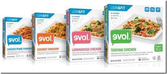 evol foods fit and lean
