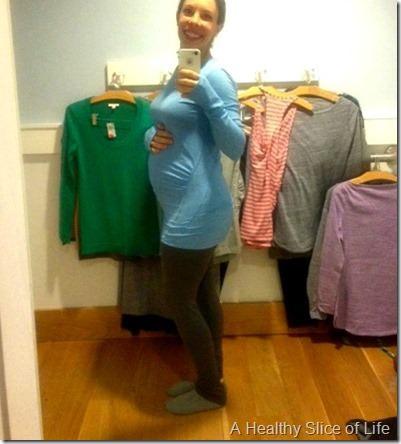 gap maternity body wear