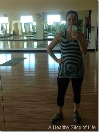 gym 25 weeks pregnant