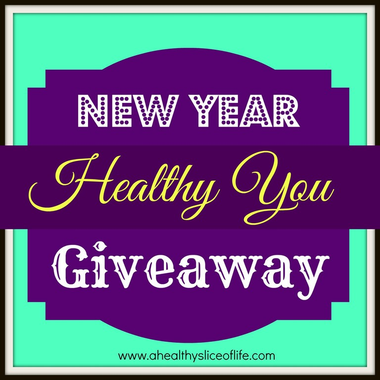 {Huge Giveaway!} A Healthy Start to 2014