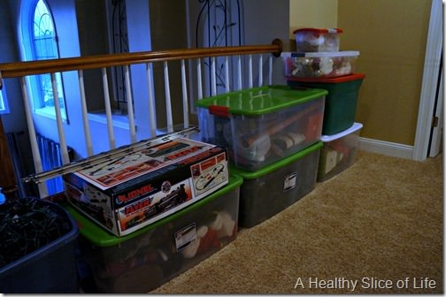 organization challenge day 1- after a