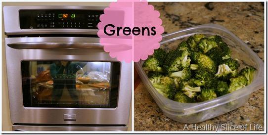 toddler meal prep- a green