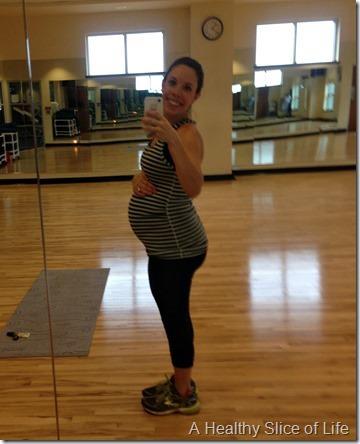 27 weeks, second pregnancy
