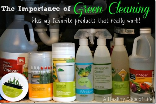Green Home Cleaners- Shaklee products- green and afforable