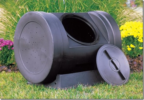 composting tumbler- Compost-Wizard