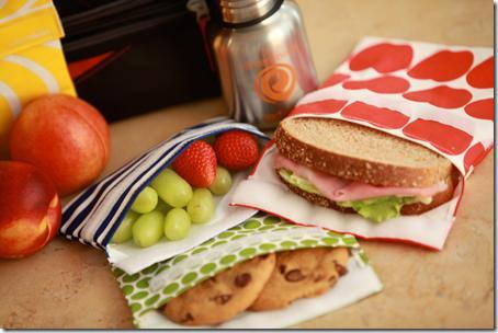 lunchskins reusable snack bags