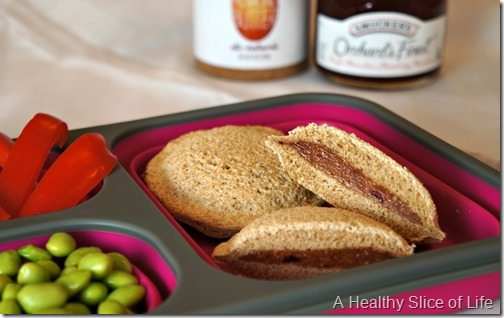 make your own healthy uncrustable sandwiches for the freezer- 3